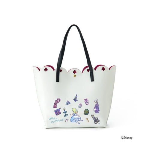 MMB13 Alice in Wonderland Shoulder Bag