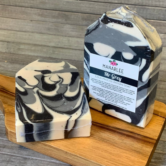 Artisan Soap- Mr Grey