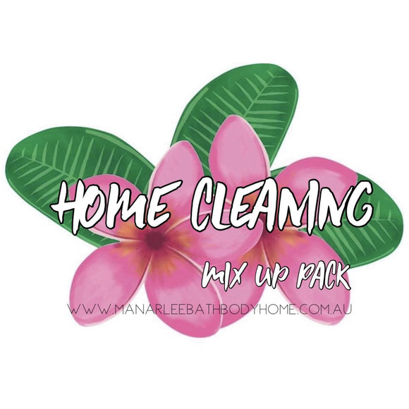 Home Cleaning Mix-Up Pack