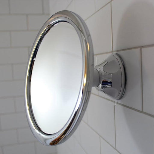 Suction Fogless Shower Mirror