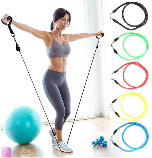 WhatAFit™ Workout Bands Set