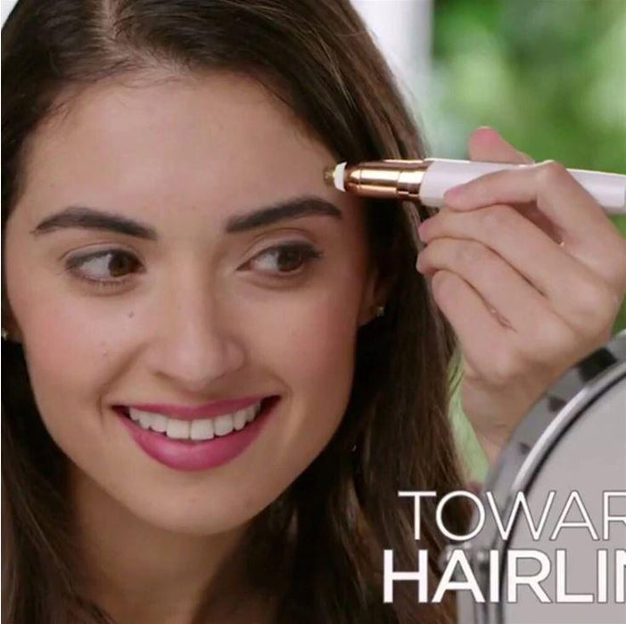 NEW Flawless Instant Hair Remover
