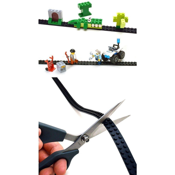 Adventure 3D™ Lego Bricks Tape Pack of 4 Toys & Games SmartGear Factory