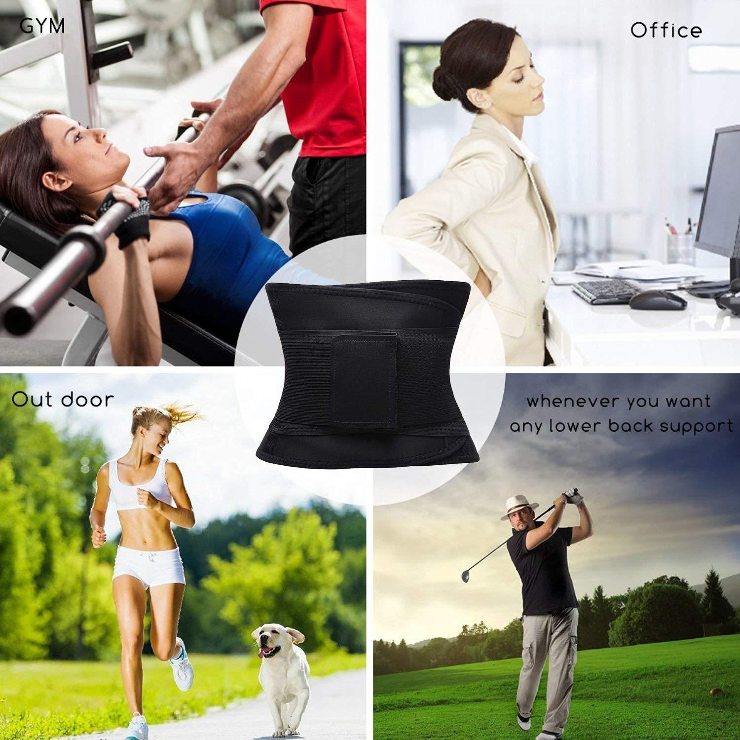 Back Support Waist Trimmer Health & Wellness SmartGear Factory
