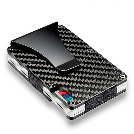 FalconWallet RFID Carbon Fiber Wallet 12 Cards Original Gift SmartGear Factory
