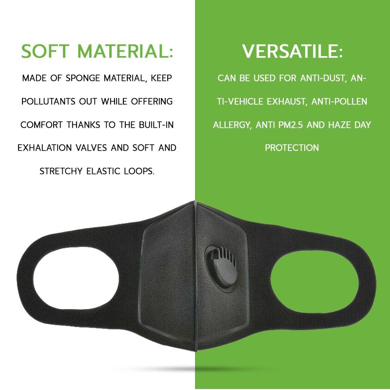 BreathGuard™ Reusable  Mask
