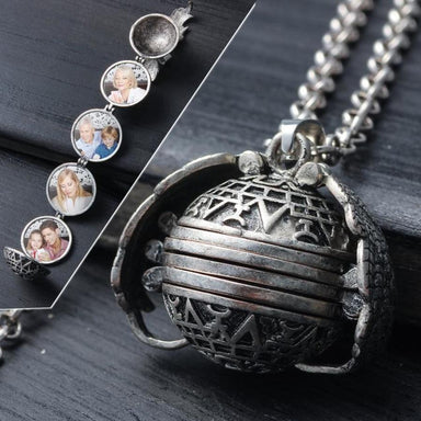 itsgenie.com-Magical Expandable Photo Locket-Magical Expandable Photo Locket - planetshopper.net