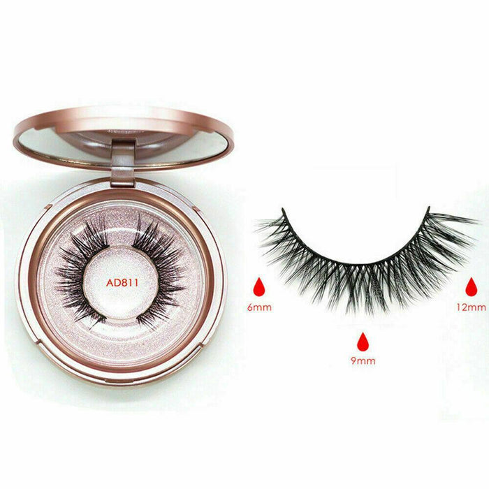 VANITY PLEX-Magnetic Eyelash Set-Magnetic Eyelash Set