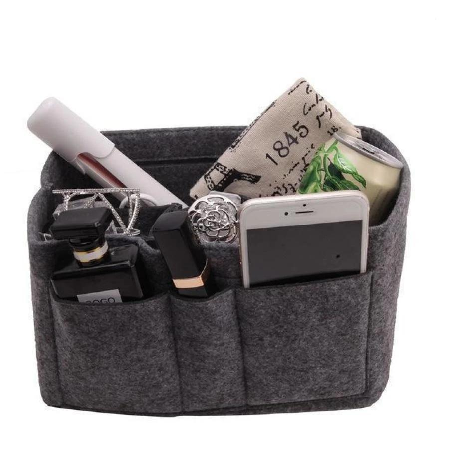 itsgenie.com-Multi-Pocket Handbag Organizer-Multi-Pocket Handbag Organizer - planetshopper.net