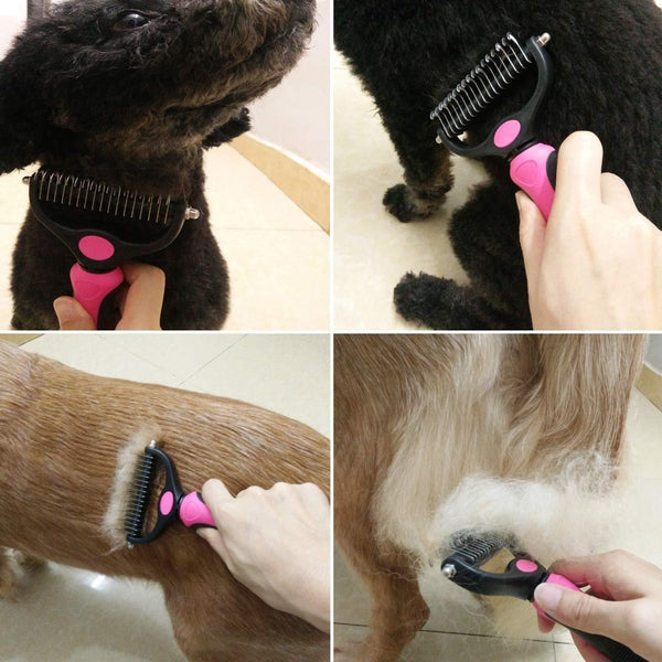 Multi-Purpose Pet Grooming Tool Dual Head Pet Supply SmartGear Factory