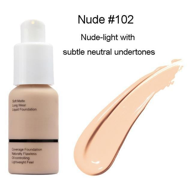 NEW MiracleFlawless™ Matte Liquid Foundation 2019
