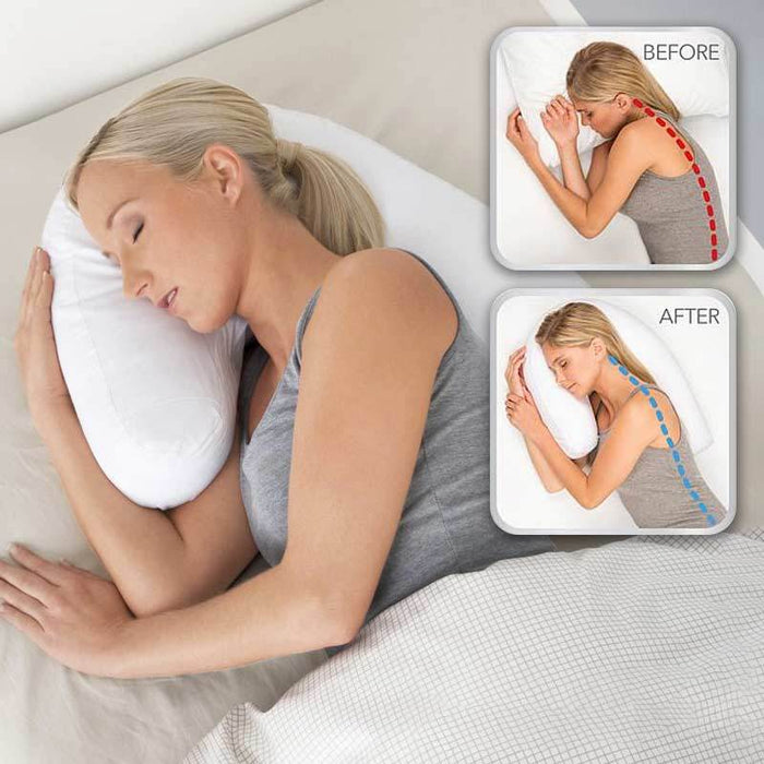 Body Support™ Ergonomic Comfort Pillow