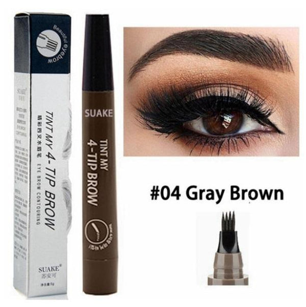 Waterproof Microblading Eyebrows Tattoo Pen Makeup & Beauty Lilitoo