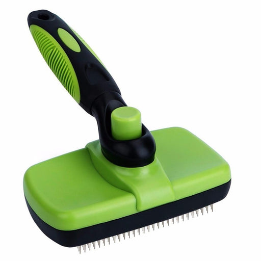Zuala™ All-in One Slicker Brush For Dogs & Cats Pet Supply SmartGear Factory