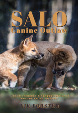SALO - Canine Outlaw<!-- Nik Forster --!>