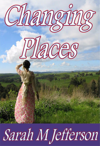 Changing Places - a General Fiction eBook by Sarah M Jefferson.
