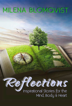 Reflections - a Personal Development eBook by Milena Blomqvist.