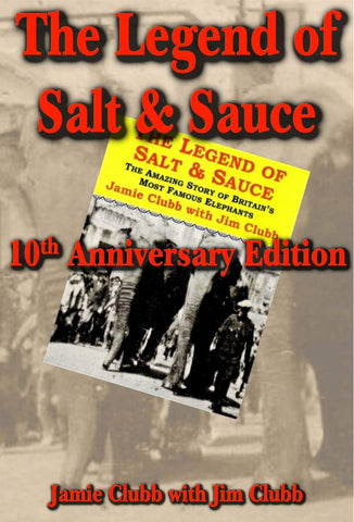 The Legend of Salt & Sauce<!-- Jamie Clubb --!>