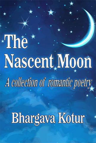 The Nascent Moon<!-- Bhargava R. Kotur --!>