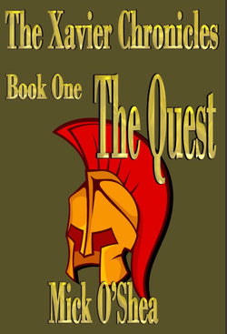 The Quest - a Fantasy eBook by Mick O'Shea.
