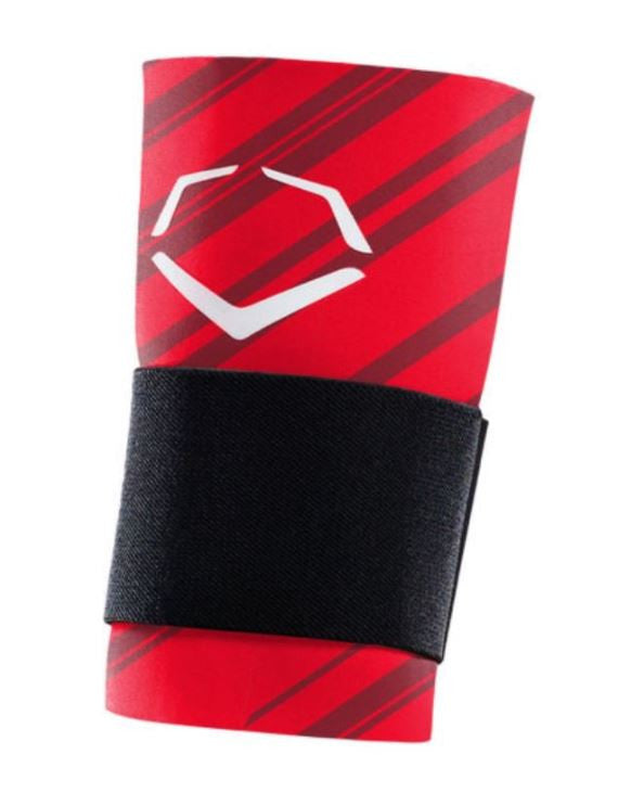 Evoshield Compression Wrist Wrap Cardinal Red Tedsamericansports