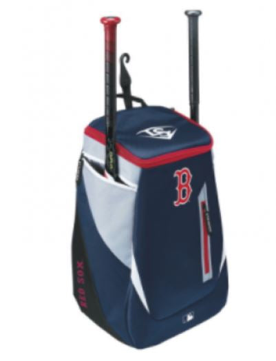 LS Backpack Red Sox