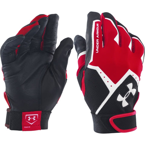 UnderArmour Clean-Up VI Black/Red YOUTH