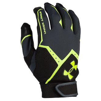 UnderArmour Clean-Up VI Black/Yellow YOUTH