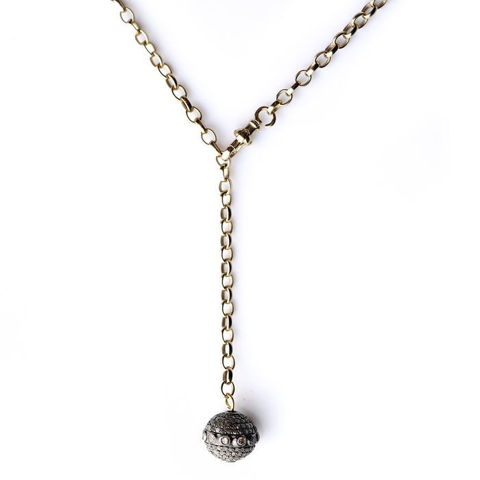 Globe Necklace*