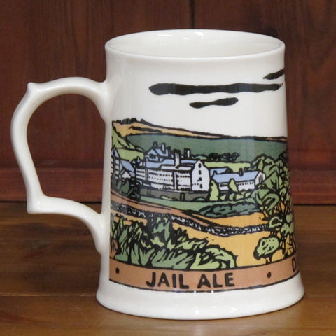 Dartmoor Jail Ale & Legend Tankard