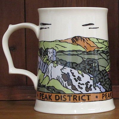 Peak District Tankard