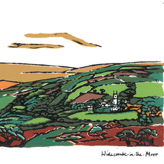 Widecombe-in-the-Moor; Four Greeting Cards
