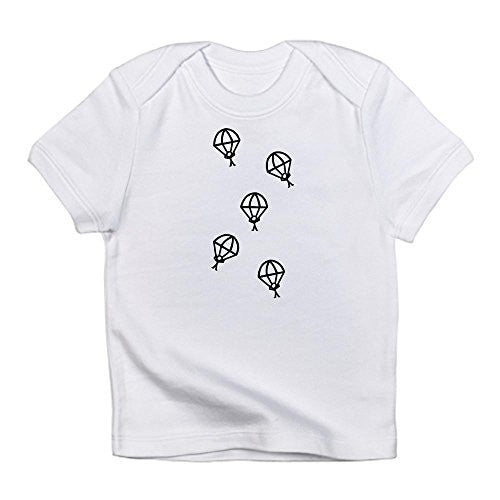 Round Parachutes Infant T-Shirt