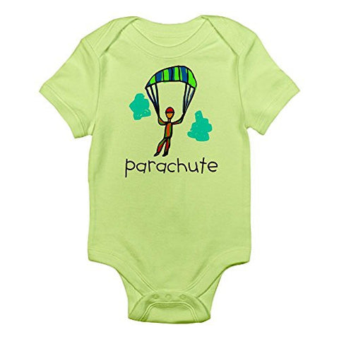 Kid Art Parachute Infant Bodysuit