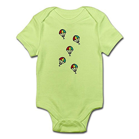 Color Parachutes Infant Bodysuit