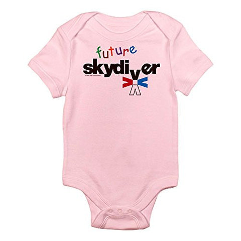 Future Skydiver Infant Bodysuit
