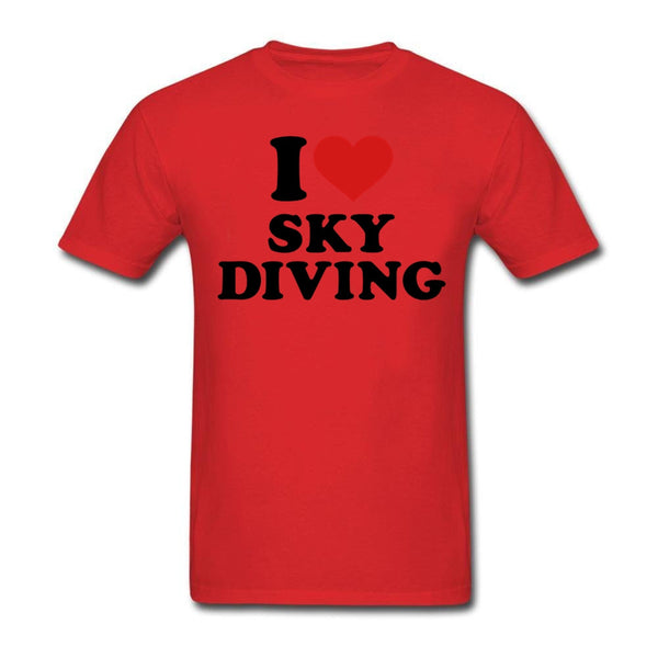 I Love Skydiving