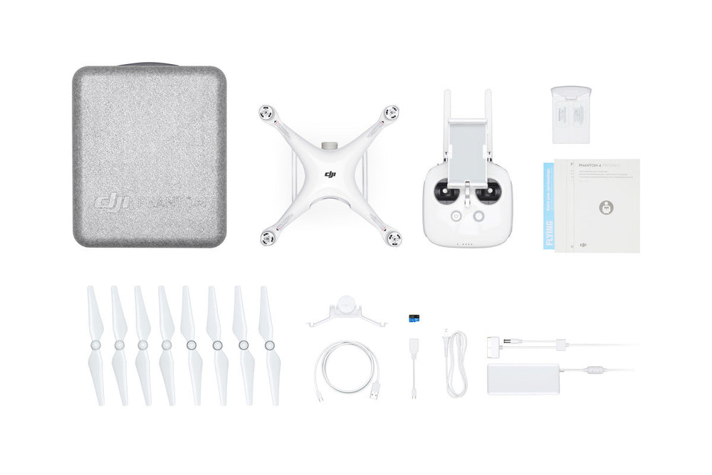 Phantom 4 Pro + (Includes built in screen on controller)