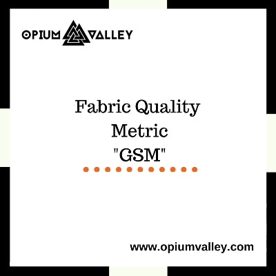 GSM: Fabric Quality Metric