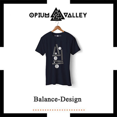 Balance Round Neck T-Shirts and Hoodies