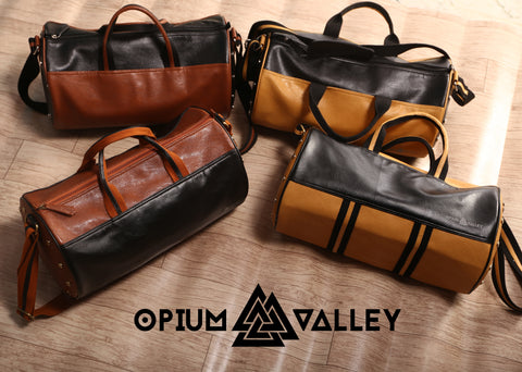 Opium Valley- lifestyle bags- ALPHA