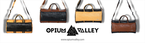 Opium Valley lifestyle bags