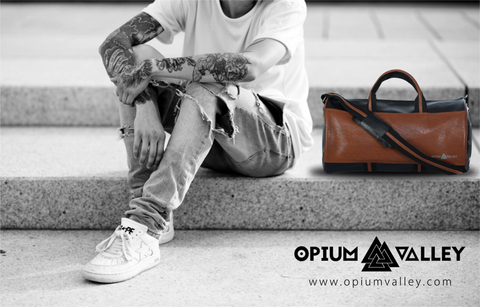 Opium valley - Lifestyle bags- ALPHA