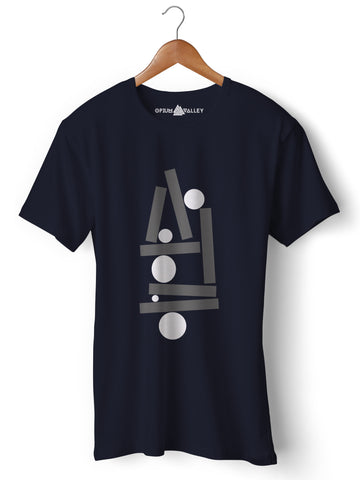 Balance - Round Neck T-Shirt - Opium Valley