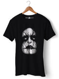 Black Metal  - Round Neck T-Shirt - Opium Valley