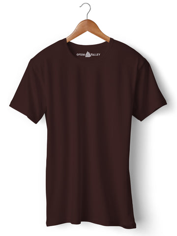 Coffee - Round Neck T-Shirt