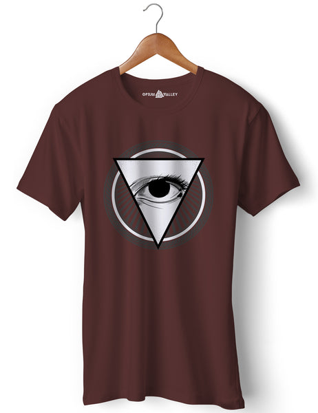 Conspiracy - Round Neck T-Shirt