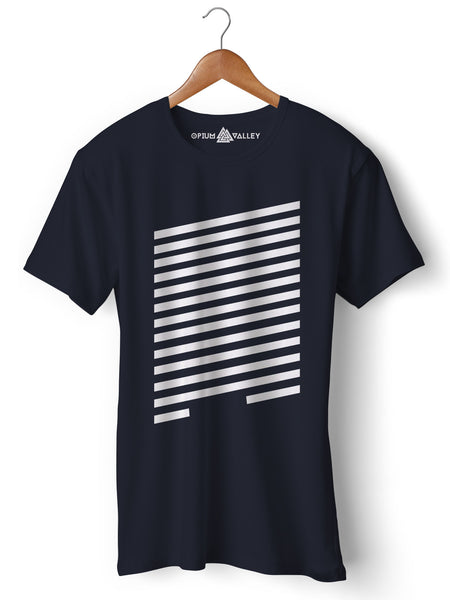 Minimal - Round Neck T-Shirt - Opium Valley