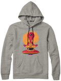 Alien Meditation - Hoodie - Opium Valley