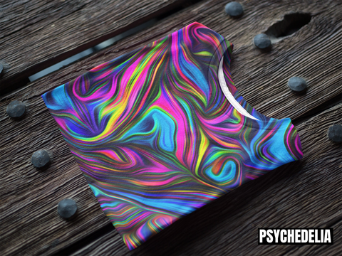 PSYCHEDELIA - ALL OVER PRINT